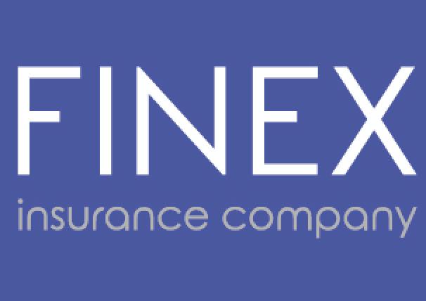 логотип страховой компании finex