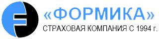 Страховая компания Формика логотип