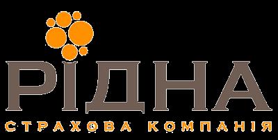 Страховая компания Ридна логотип