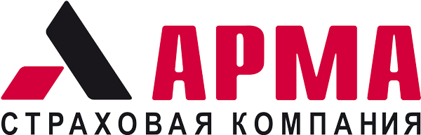 Страховая компания АРМА логотип