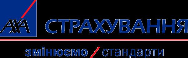 AXA страхование логотип