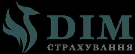 ДИМ Страхование логотип