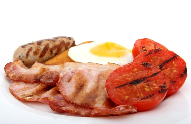 Питание BB (bed & breakfast)